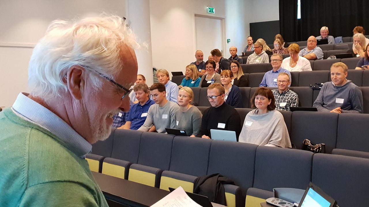 Leif B Olsen  Vestfold fylkeskommune
