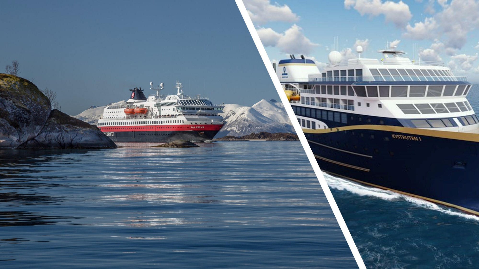 Hurtigruten og Havila