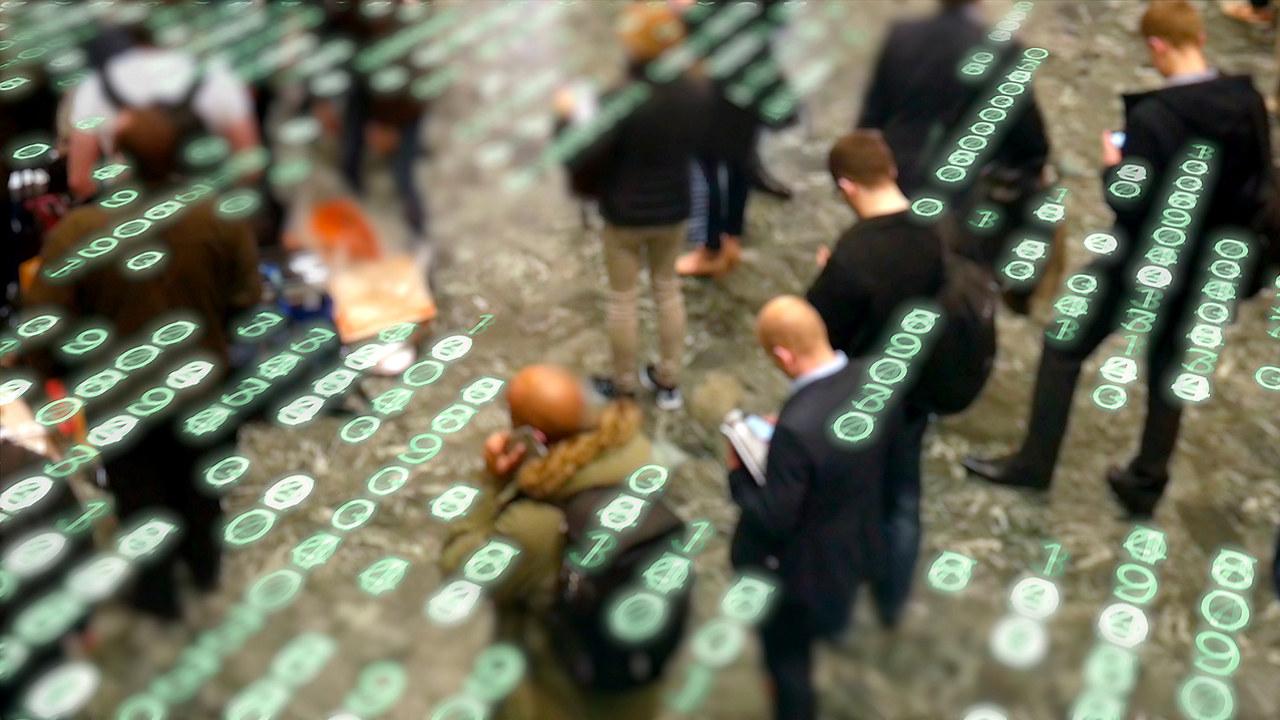 Illustrasjon ifm personvern og datasikkerhet
