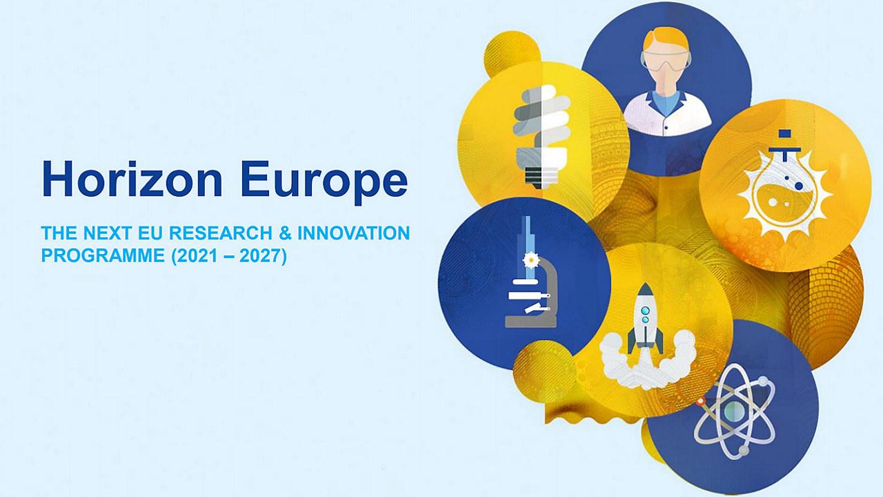 Forside rapport - Horizon Europe