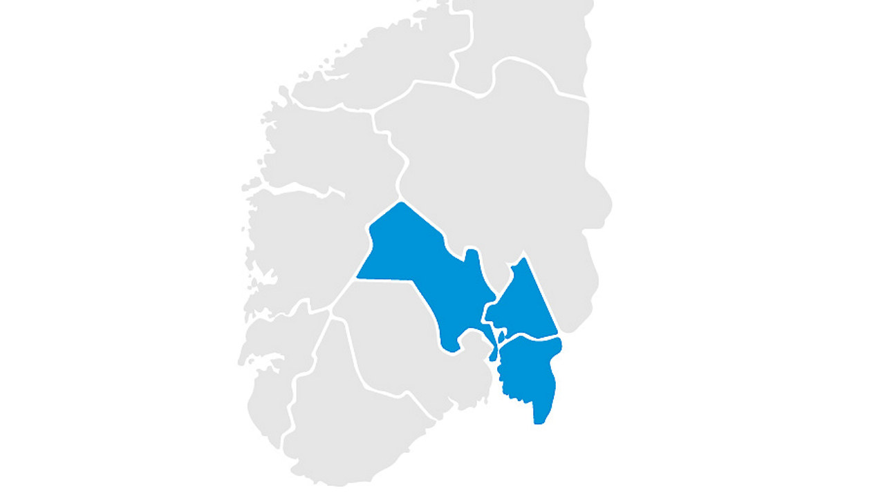 Disse Kommunene Er Best I Viken Og Oslo