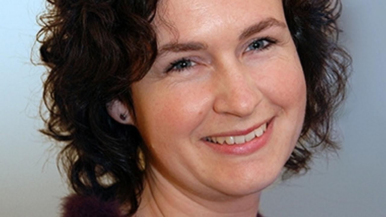 HR-sjef Inger Kristine Tovslid ved NGI.