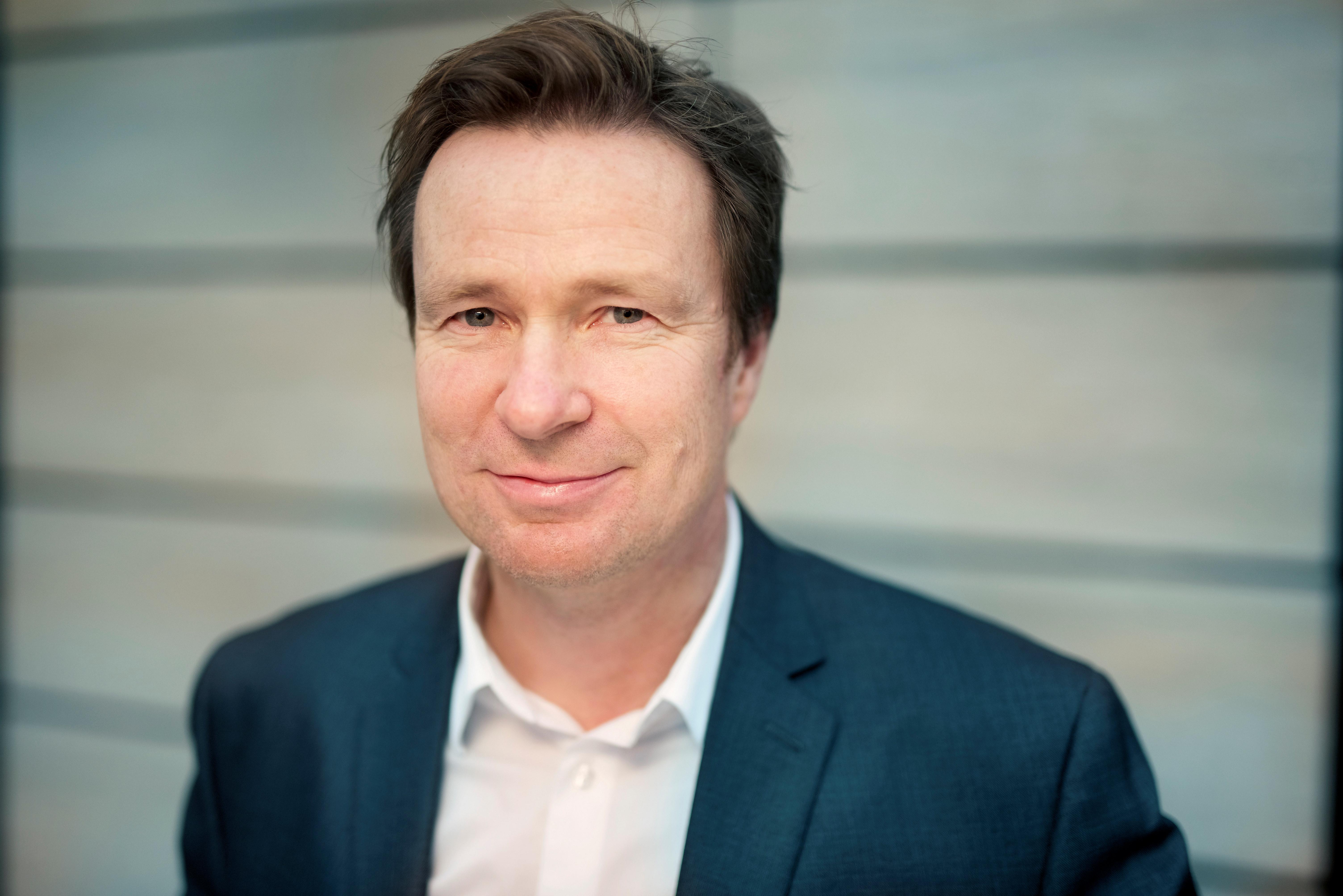 Leder i Evry Norge, Per Kristian Hove.