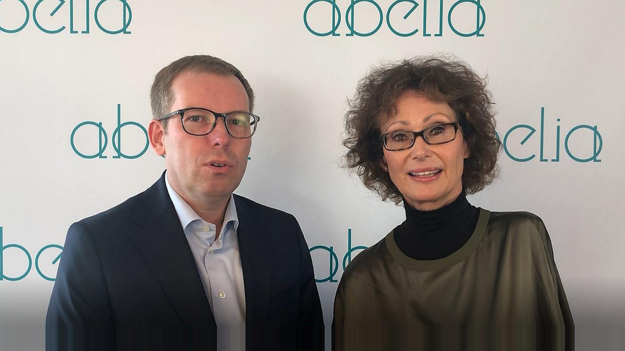 Håkon Haugli i Abelia og Anne Grethe Solberg ved Arbeidsforskningsinstituttet.