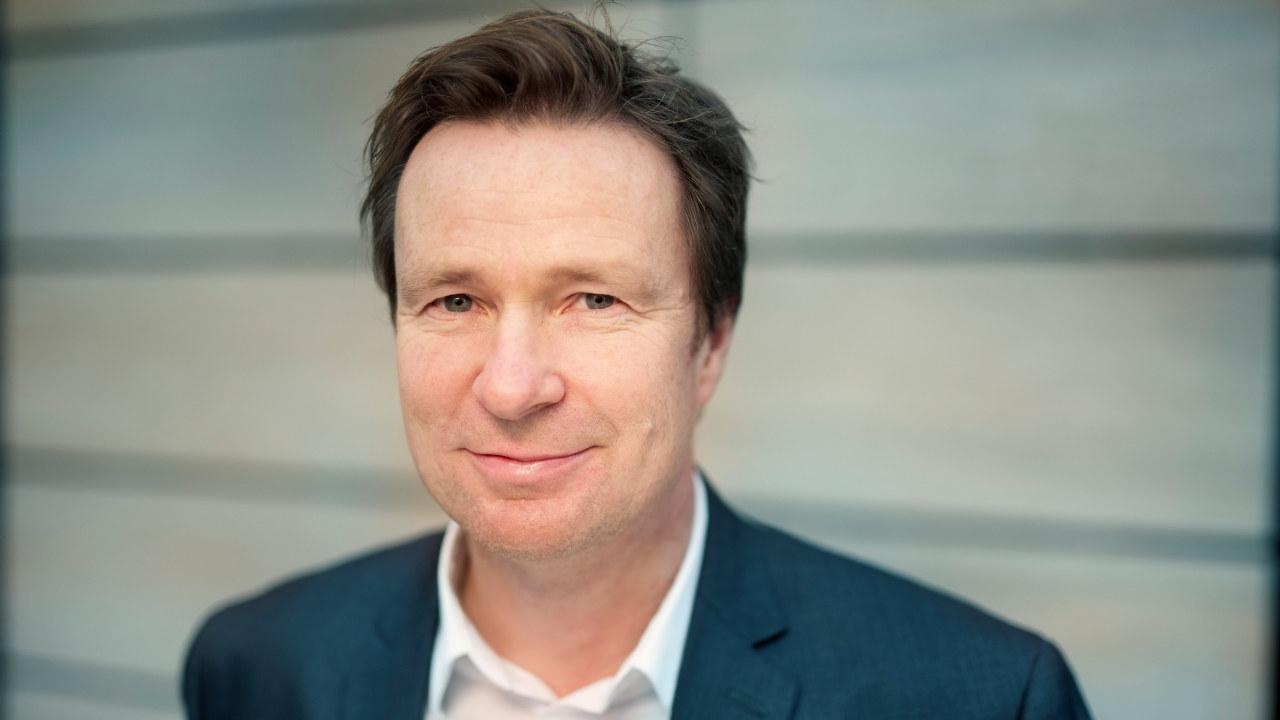 Portrett av leder i Evry Norge, Per Kristian Hove.