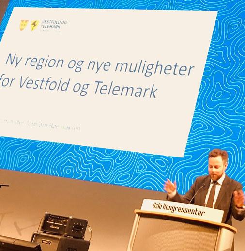 Vestfold og Telemarks kvelden 2018