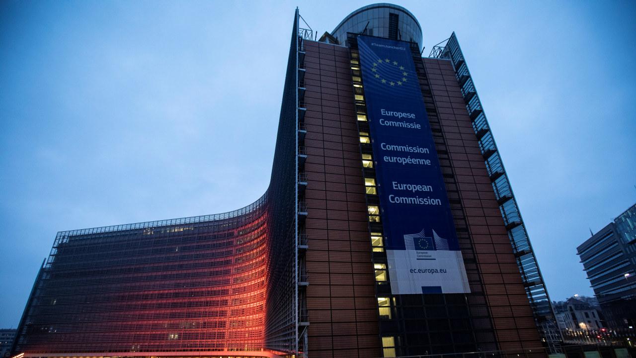 EU-kommisjonens bygning