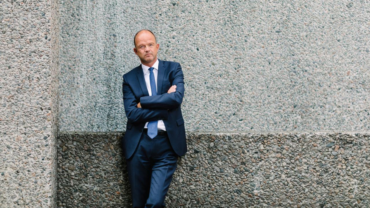 Fungerende adm. direktør i NHO Ole Erik Almlid mener handel er viktigere enn bistand for fattige land.