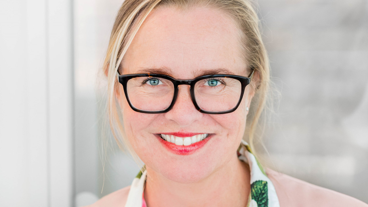 Prorektor Beathe Due ved Noroff School of Technology and Digital Media.