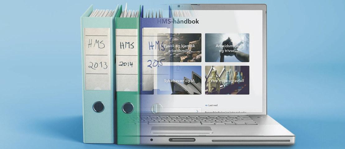 Digital håndbok