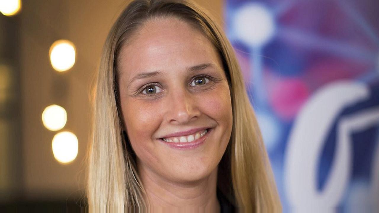 Leder Kristine Hofer Næss i kvinnenettverket ODA.
