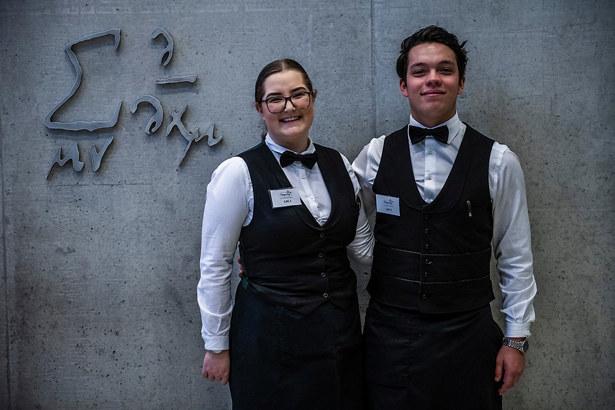 Norgecup 2018 – servitørvinnere