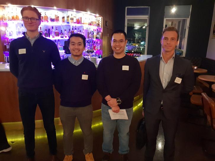 Gründerne i TradingFoe anbefaler NHOs årskonferanser til nyttig nettverksbygging