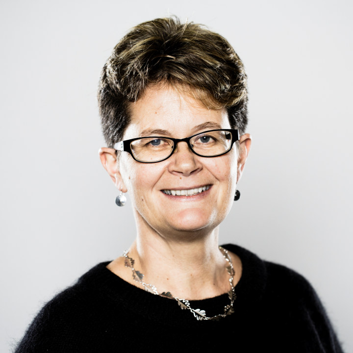 Portrettfoto av Øverland