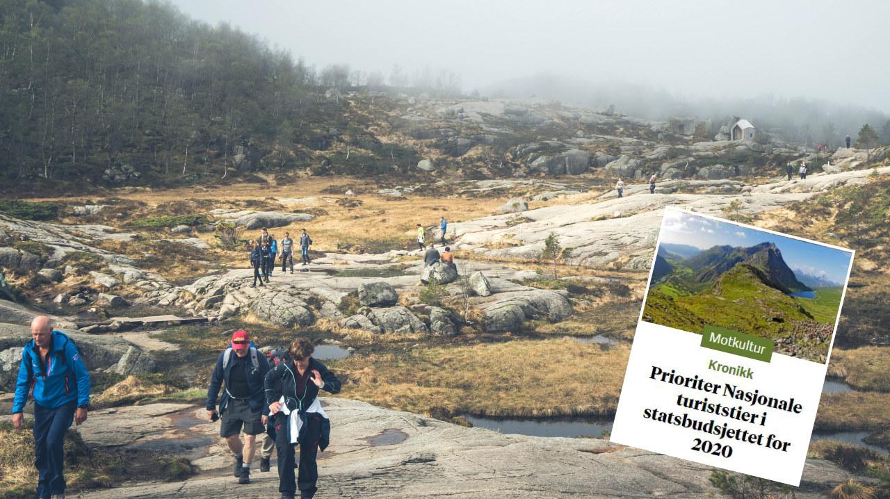 Nasjonale turiststier