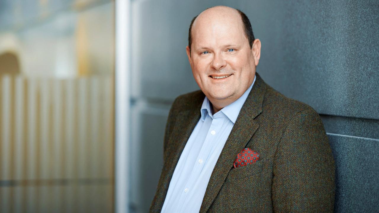 Administrerende direktør i NHO Mat og Drikke Petter Haas Brubakk