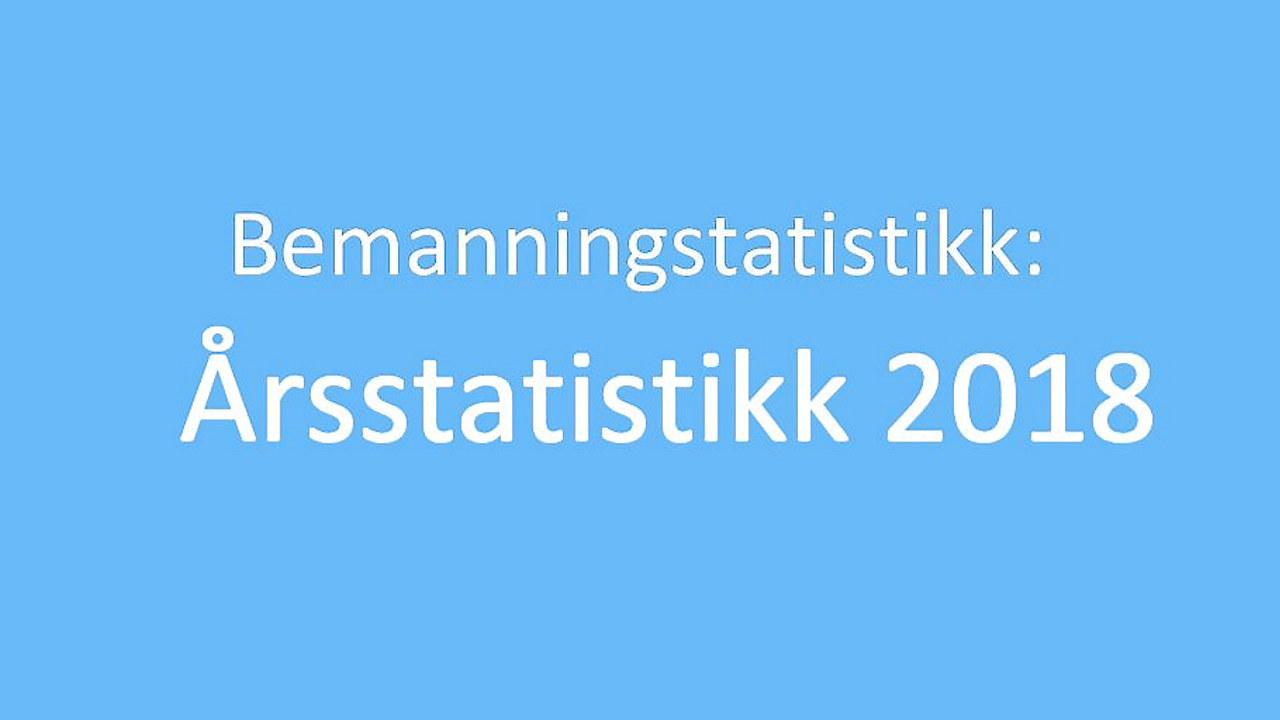 Årsstatistikk