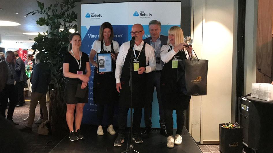 Årets samarbeidspartner non-food og tjenester 2019