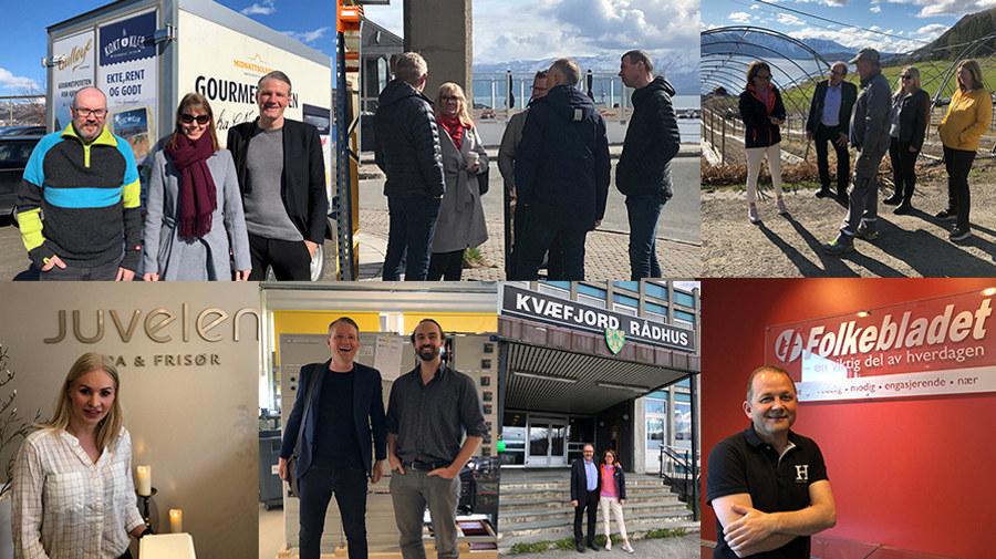 Medlemsturne i Sør- og Midt-Troms