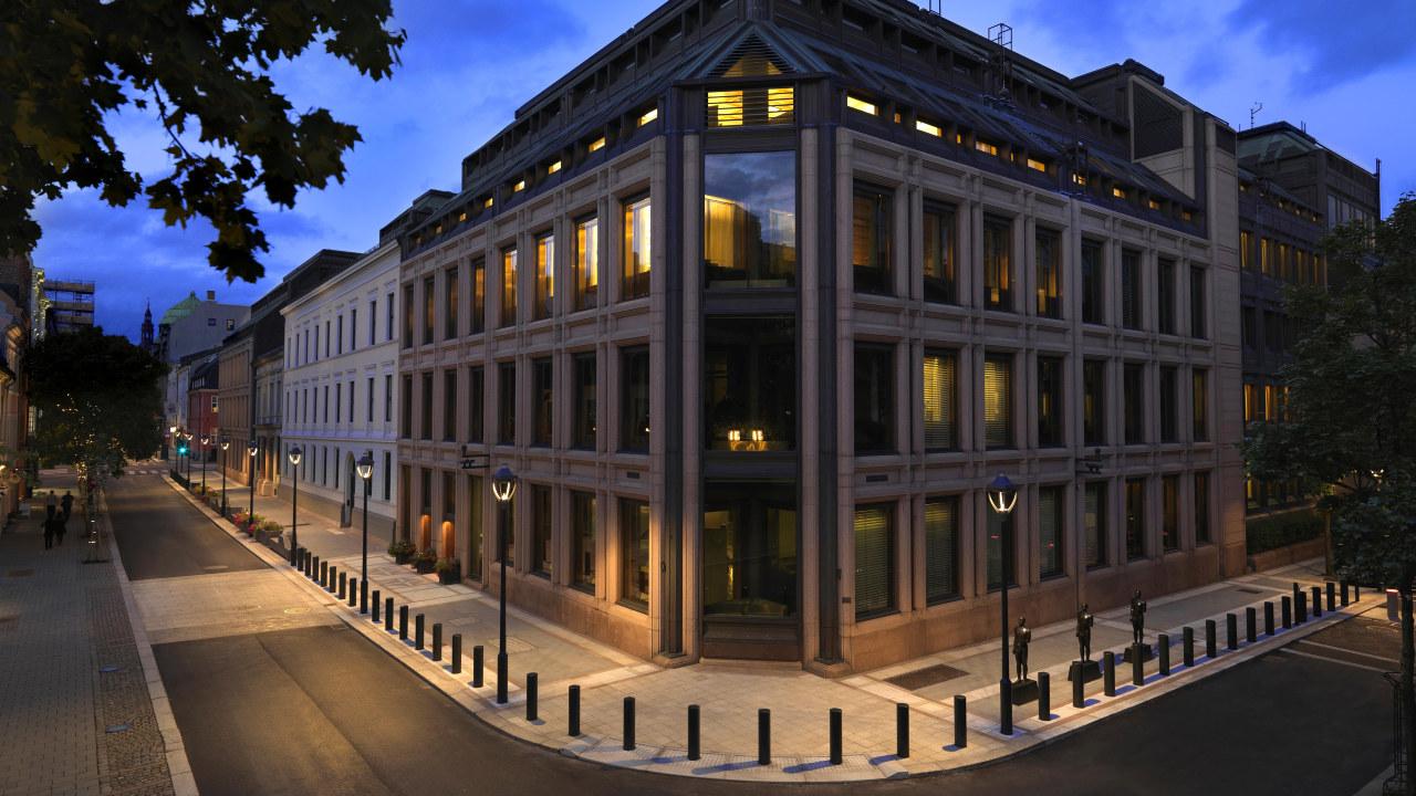 Norges Banks byggning