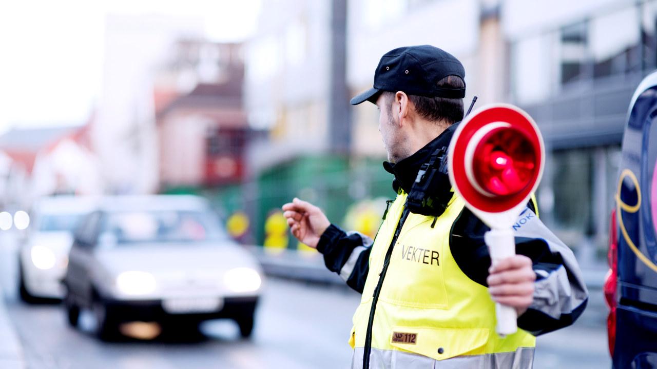Trafikk-dirigering
