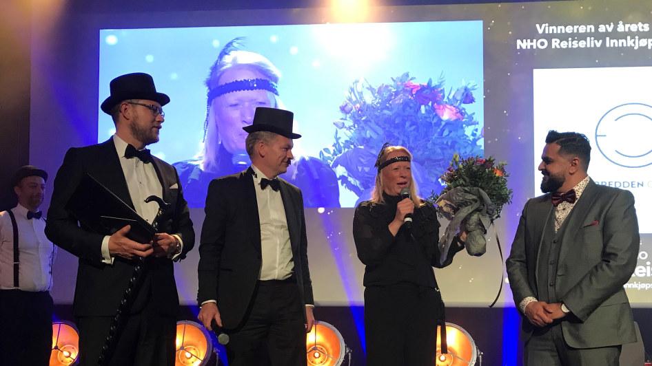 Elvebredden Catering Årets medlem 2018