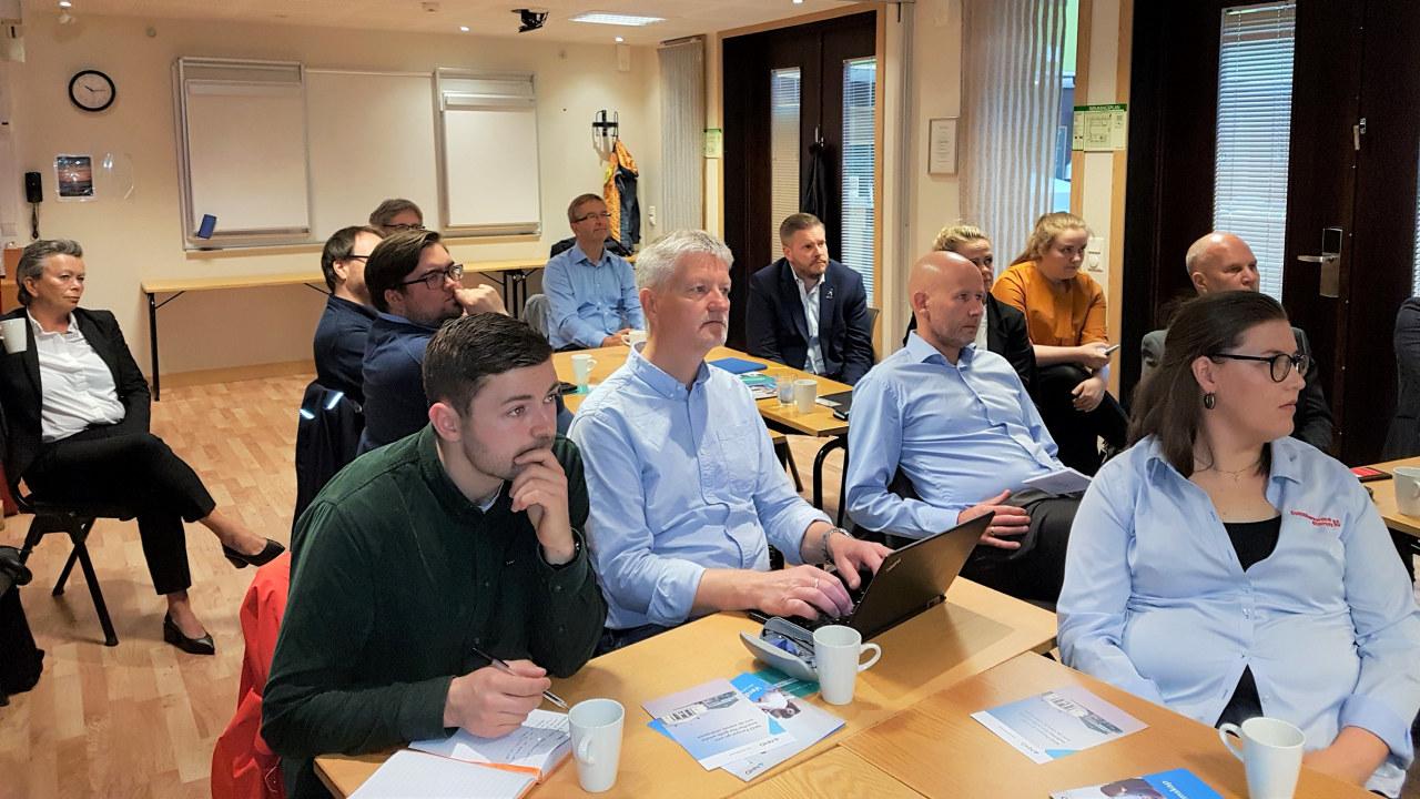 Workshop i bærekraft