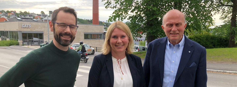 Hva gjør politikerne i Grenland for næringslivet?, banner