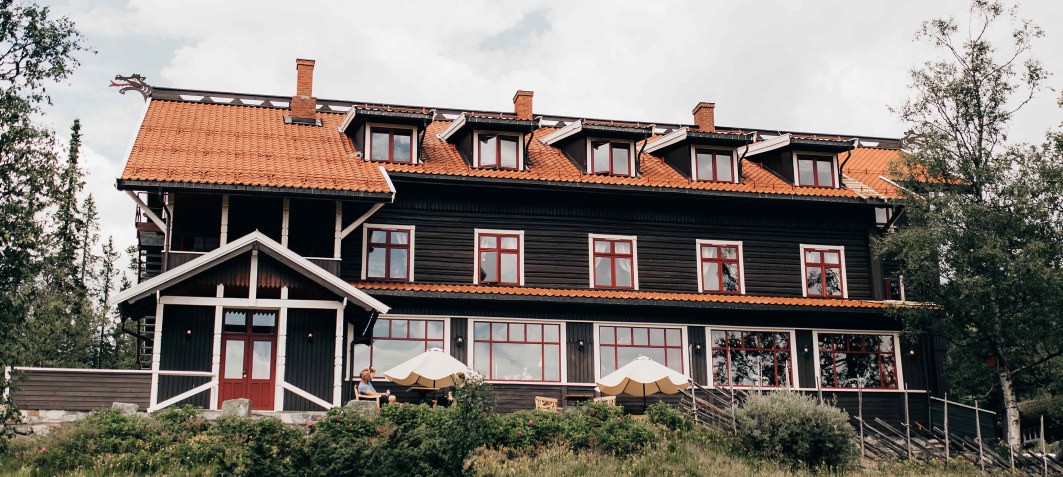 Tuddal Høgfjellshotell