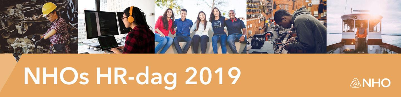 NHOs HR-dag 2019 banner