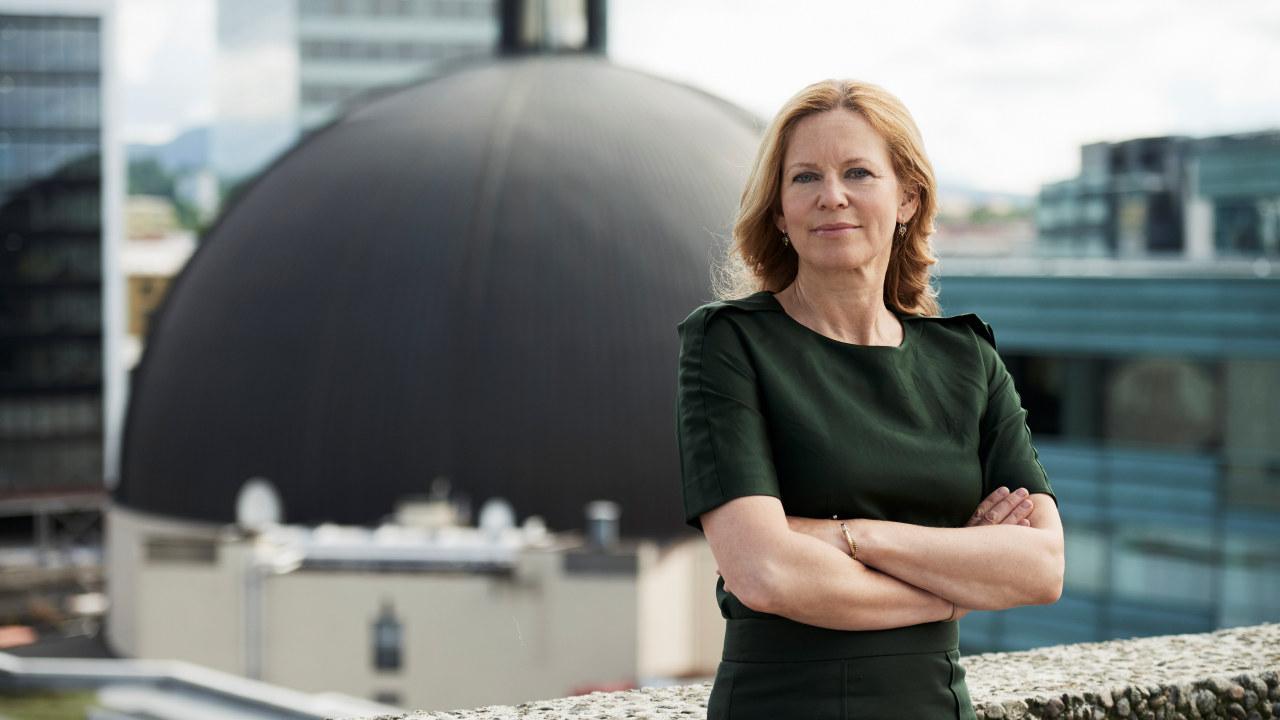 Merete Habberstad, Kommunikasjonsdirektør