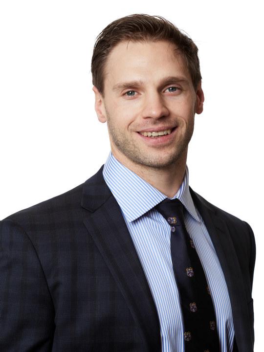 Politisk rådgiver, Ole Michael Bjørndal