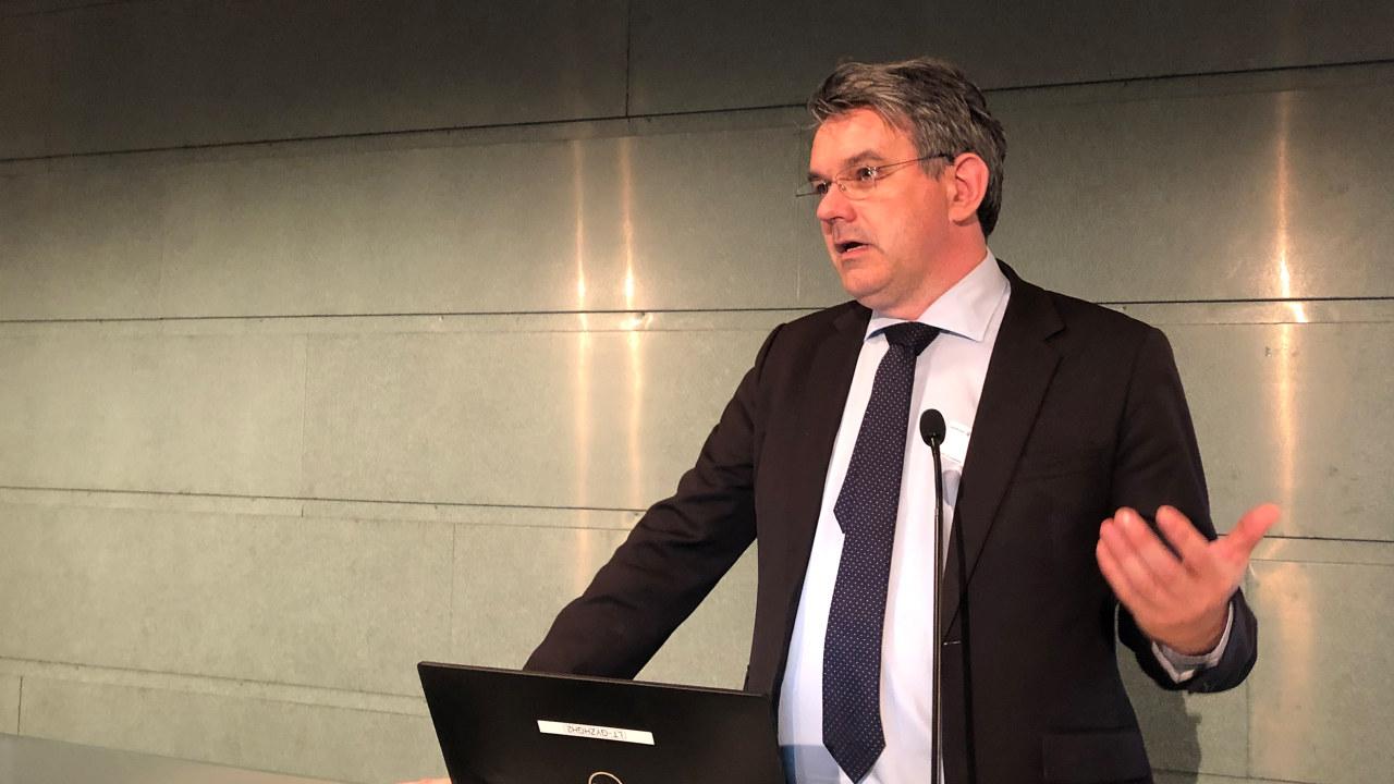Tom-Christer Nilsen, saksordfører for Stortingsmelding