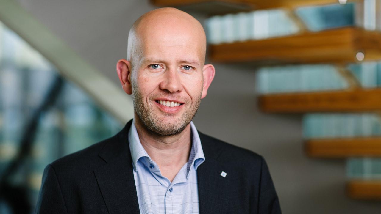 Regiondirektør i NHO Trøndelag, Tord Lien