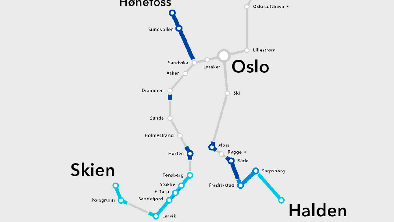 Intercity Østfold