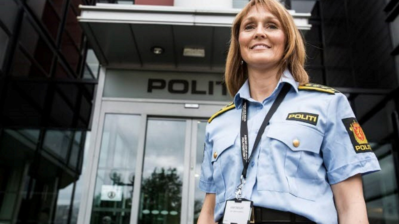 Christina Rooth er Oslo politidistrikts nye næringslivskontakt