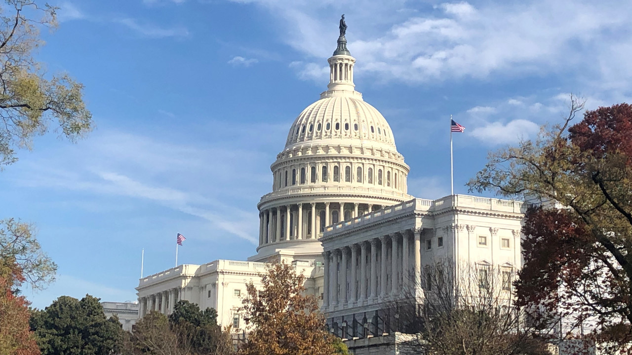 Washington DC med NHOs handelspolitiske utvalg.