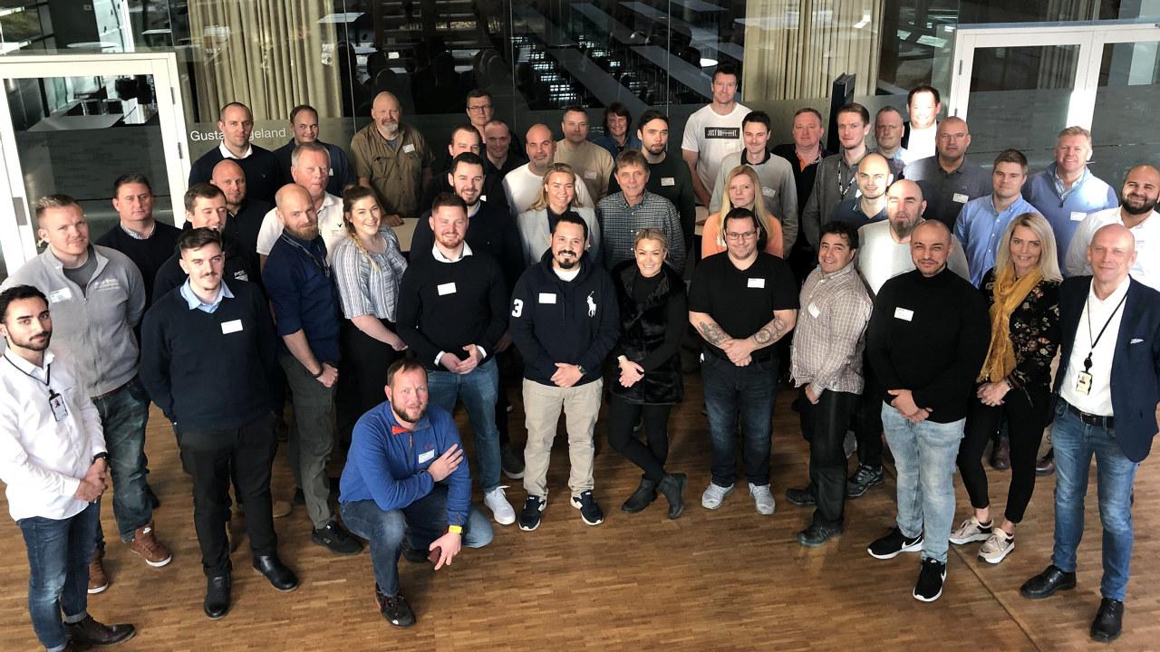 42 instruktører i NHO