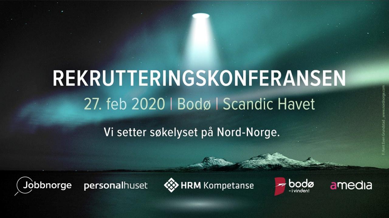 rekrutteringskonferanse i Bodø