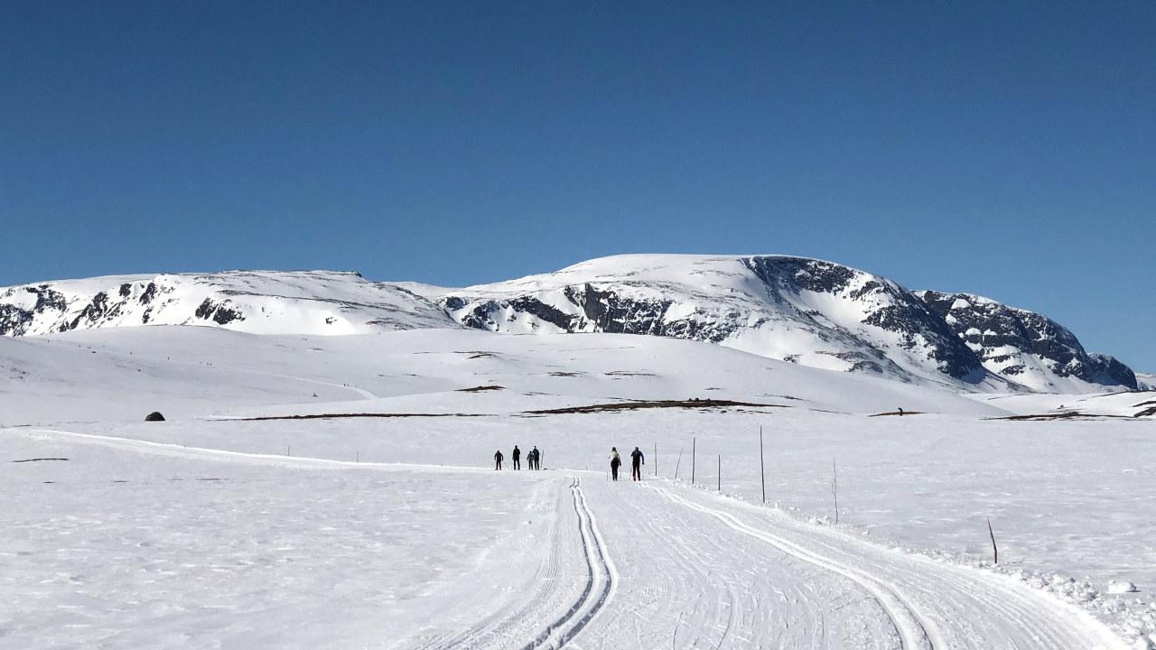 Geilo på ski