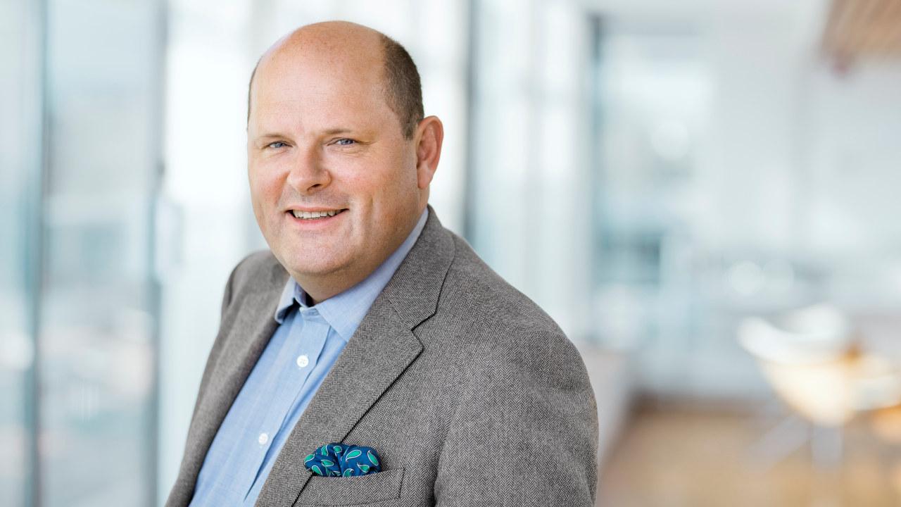 Petter Haas Brubakk. Foto.