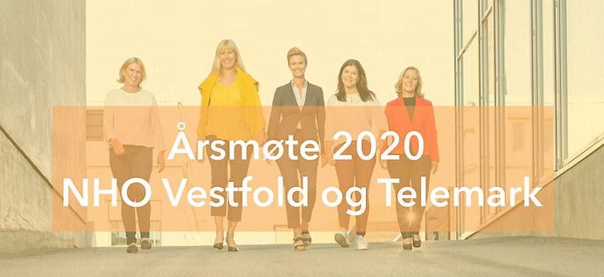 Årsmøte 2020 NHO Vestfold og Telemark