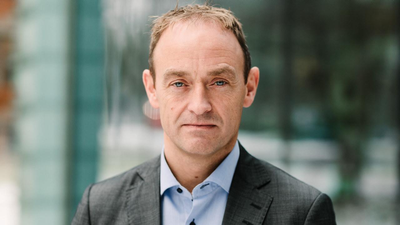 Espen Remme, regiondirektør i NHO Møre og Romsdal