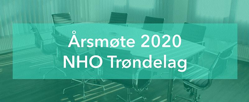 Årsmøte 2020 NHO Trøndelag