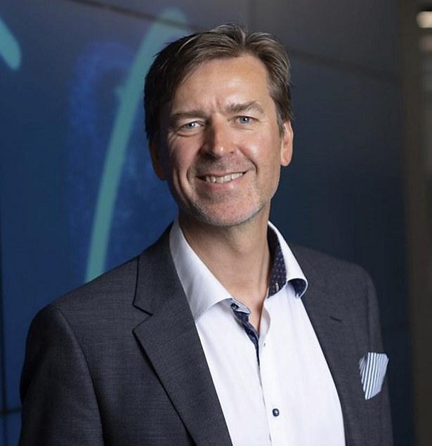 Administrerende direktør i IBM Hans Henrik Merckoll. Foto: IBM