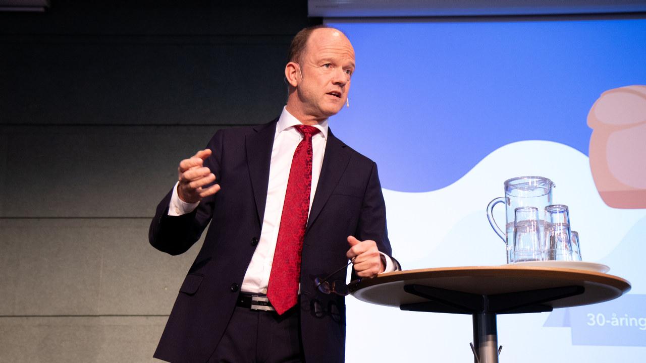 NHO-sjef Ole Erik Almlid
