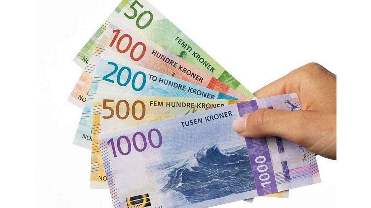norske sedler