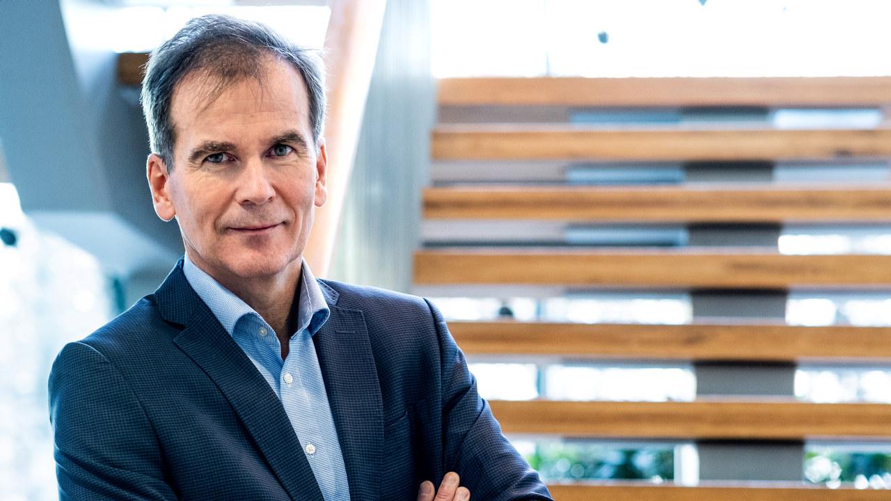 foto av Magne Kristensen, som ble utnevnt til direktør for juridisk avdeling i NHO Reiseliv i 2019.