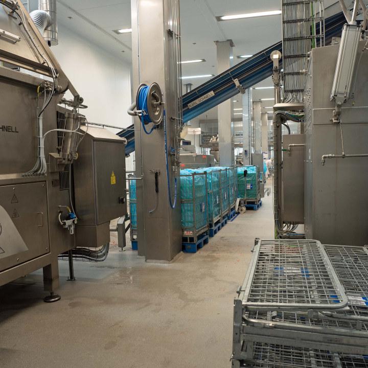 Nytt produksjonslokale
