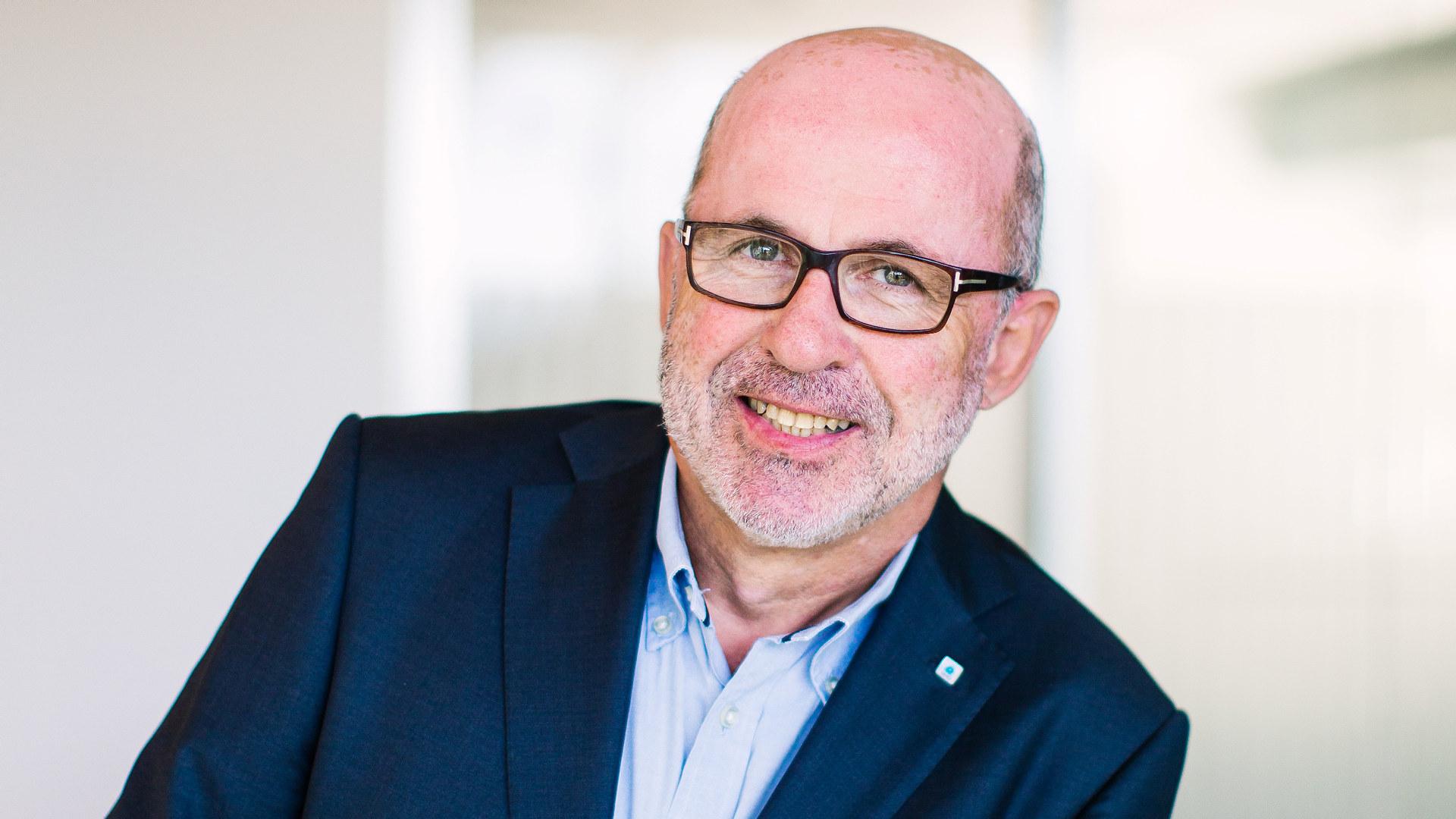 Rolf Negård, forhandlingsdirektør lønn og tariff i NHO